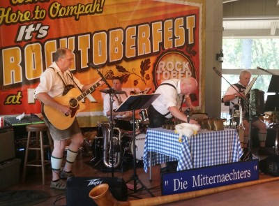 Oompah band from Alabama