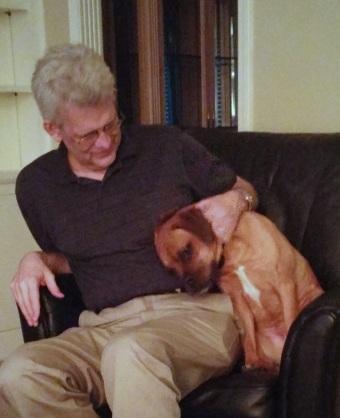 Ella with Jeff