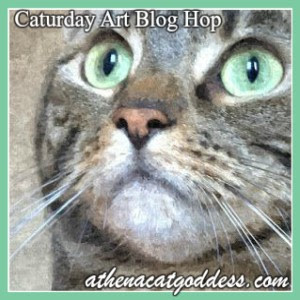 Caturday Art Day