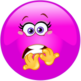 Emoji worried-upset